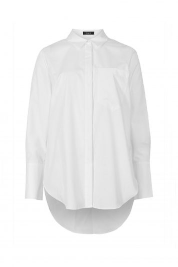 Click to Buy Marks & Spencer Autograph White Cotton Shirt