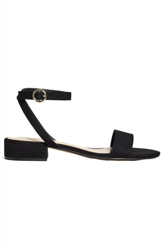 Click to Buy Mango-Ankle-Cuff-Sandals