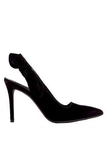 Click to Buy Marks & Spencer Black Slingback Heels