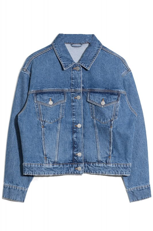 Click to Buy &-Other-Stories-Denim-Jacket