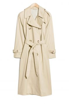 Click to Buy M&S Trench