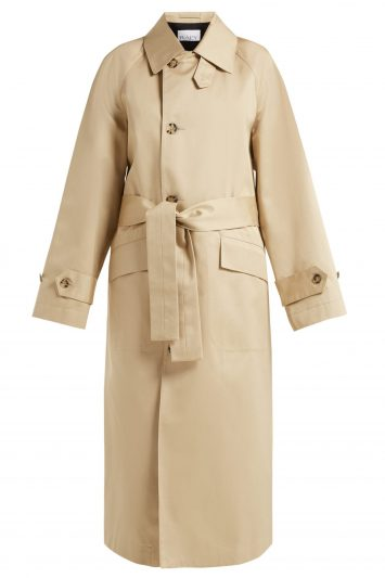 Click to Buy Raey Trench Coat