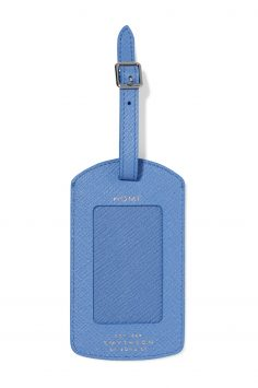 Click to Buy Smythson Luggage Tag