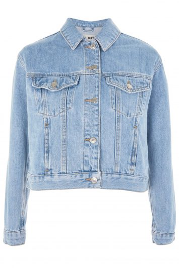 Click to Buy Topshop-Denim-Jacket