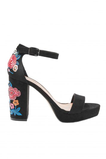 Click to Buy Topshop Black Platform Heels