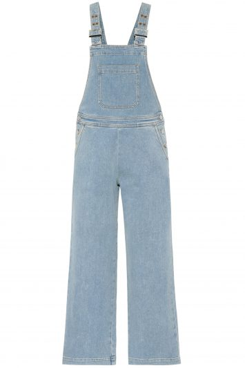 Click to Buy ALEXACHUNG Denim Overalls