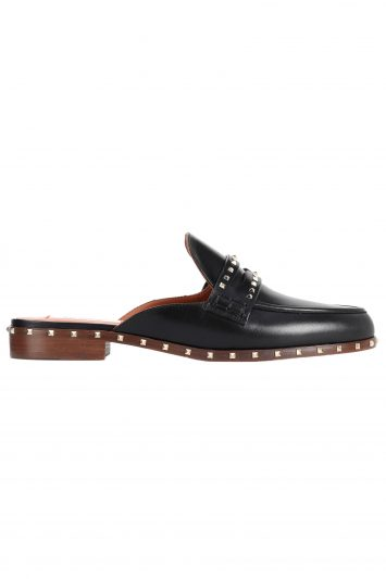 Click to Buy Valentino Leather Loafers