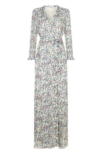 Click to Buy Vilshenko Freya Wrap Dress