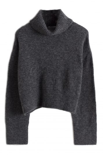 Click to Buy & Other Stories Grey Sweater