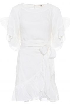 Click to Buy Isabel Marant Étolie White Dress