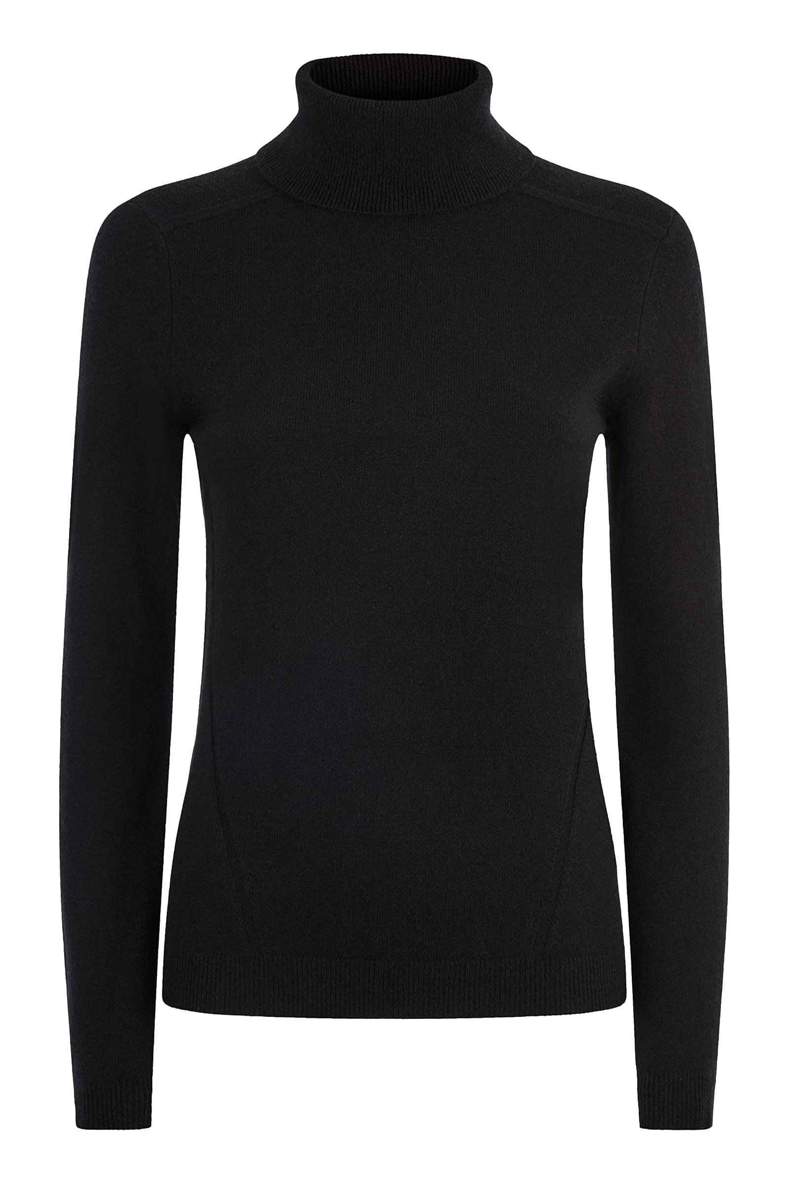 Click to Buy Jaeger Roll Neck Top