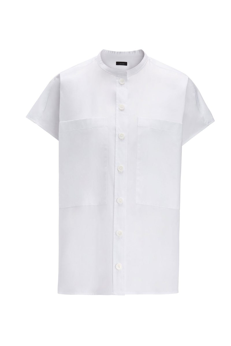 Click to Buy Joseph White Shirt