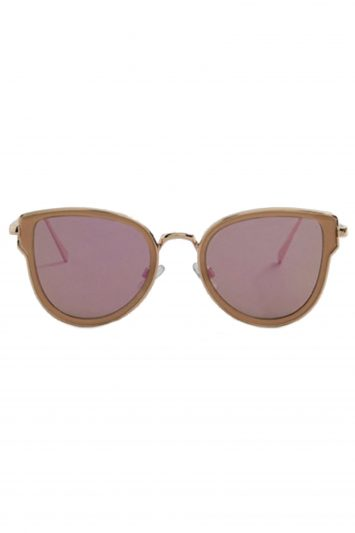 Click to Buy Mango Gold Frame Sunglasses