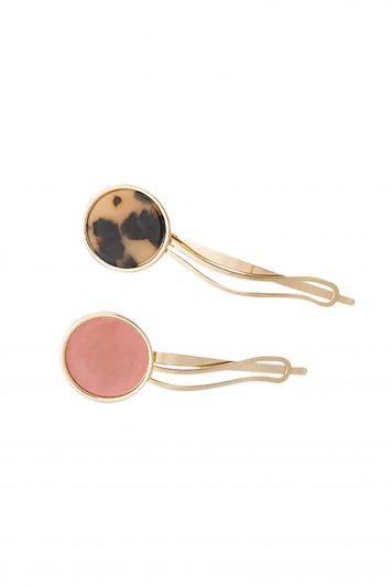 Click to Buy Oliver Bonas Hair Slides Set of Two