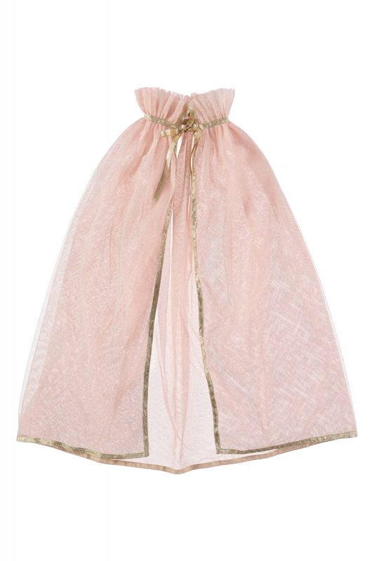 Click to Buy LITTLECIRCLE Pink Glitter Cape