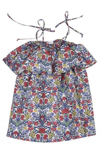 Click to Buy Babe & Tess Floral Dress