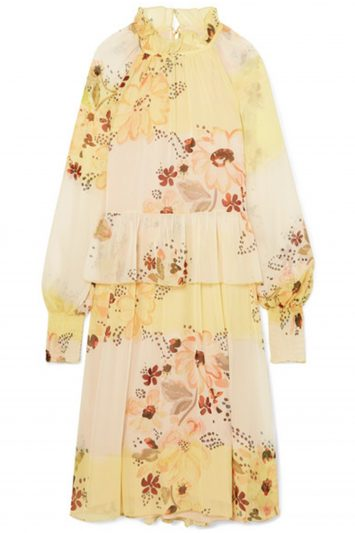 click to buy see by Chloe dress