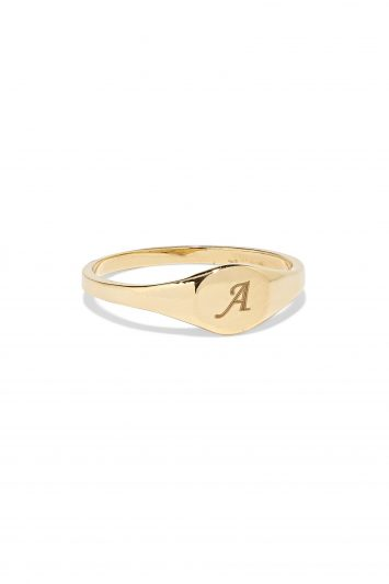 Click to Buy Stone and Strand Ring