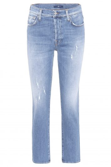 Click to Buy 7 For All Mankind Edie Jeans