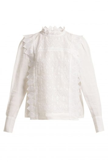 Click to Buy Isabel-Marant-Broderie-Anglaise-Blouse