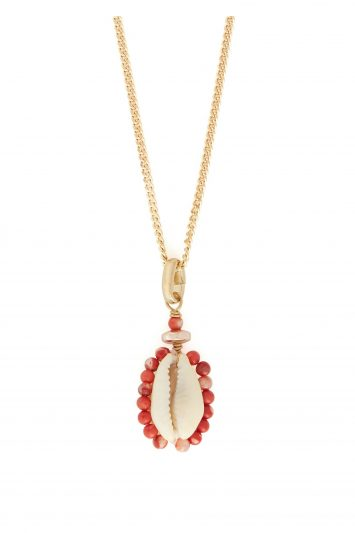 Click to Buy Isabel Marant Shell Necklace