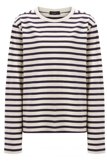 Click to Buy Joseph Navy Stripe Breton