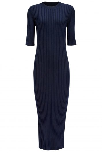 Click to Buy Joseph Ribbed Dress