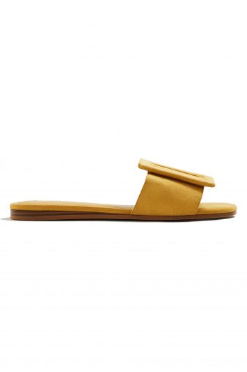 Click to Buy Mango-Yellow-Sandals