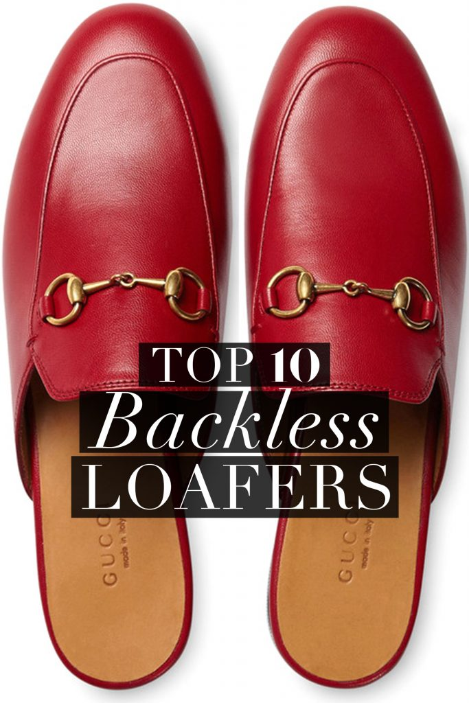 698c13b92e5 A Fashion Editor Shares the Top Ten Backless Loafers for Spring
