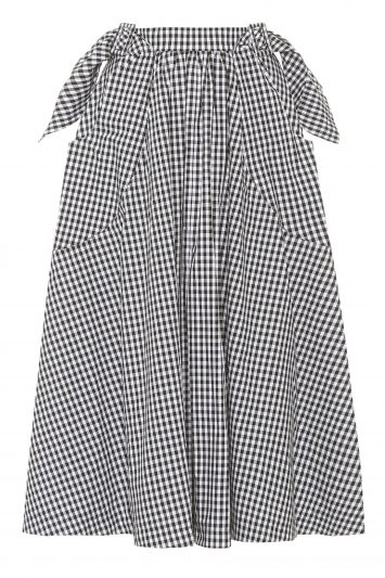 Click to Buy Rejina-Pyo-Gingham-Skirt
