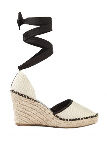 Click to Buy Topshop Wedged Espadrilles