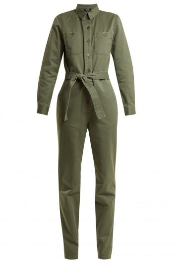 Click to Buy A.P.C Zucca Jumpsuit
