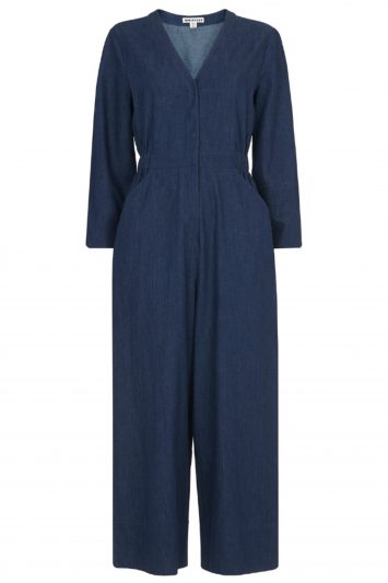 Click to Buy Whistles-Denim-Jumpsuit