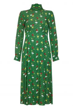 Click to Buy Ghost Billie Floral Green Dress