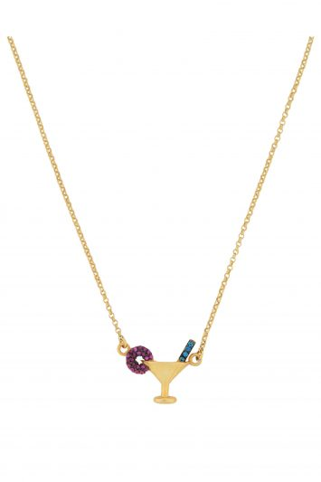 Click to Buy Katerina Psoma Holiday Forever Necklace