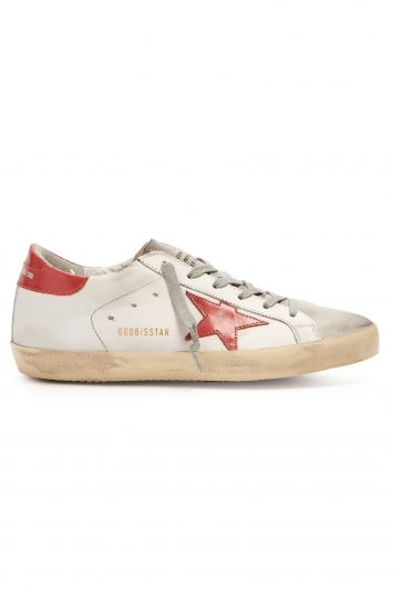 Click to Buy Golden Goose Red Star Trainers