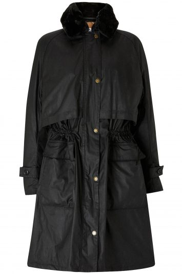 Click to Buy Barbour Floree Wax Coat