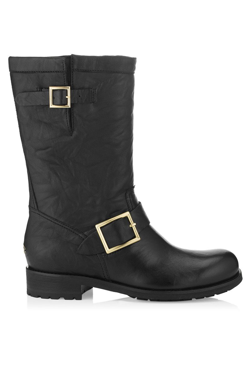 Click to Buy Jimmy Choo Biker-boots