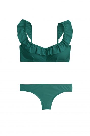 Click to Buy J. Crew Green Bikini