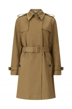 Click to Buy Jigsaw Trench Coat
