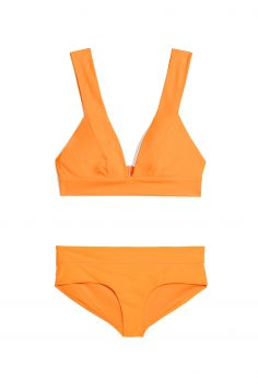 Click to Buy & Other Stories Orange-bikini