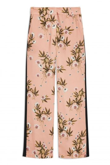 Click to Buy Topshop Printed Trousers