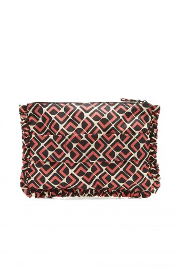 Click to Buy La Doublej Geometric Clutch