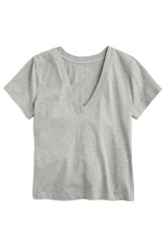 Click to Buy J. Crew Grey T shirt