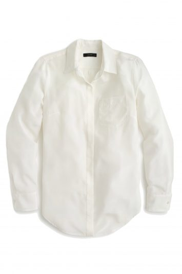Click to Buy J. Crew Silk Shirt