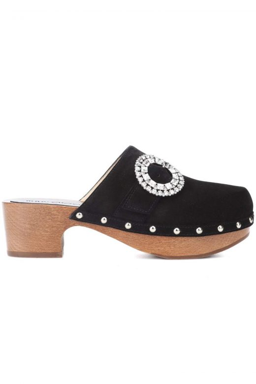 click to buy jimmy Choo clogs
