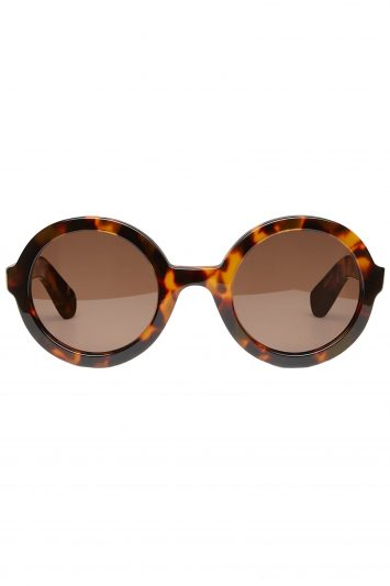Click to Buy Joseph Brook Sunglasses in Light Tortoise Shell