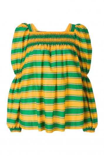 Click to Buy Double J Stripe Top