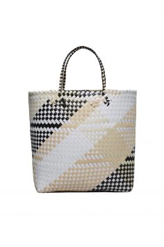 Click to Buy Mango Braided Bag