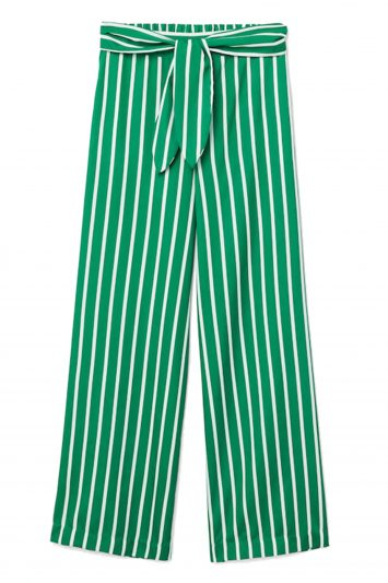 Click to Buy Mango Stripe Trousers